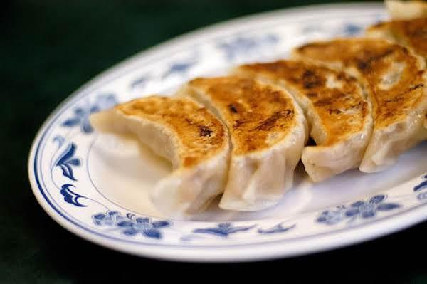 Chinese Pot-stickers (dumplings)