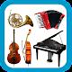 Music instrument sounds World