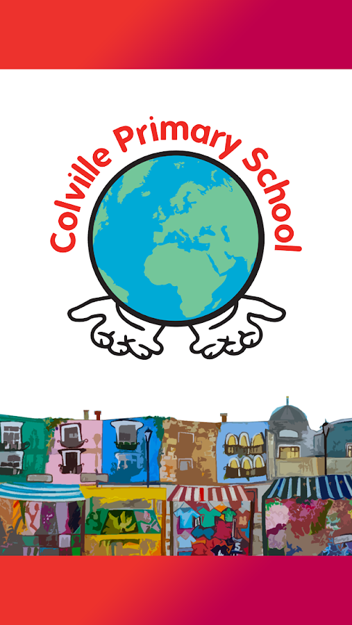 Colville Primary School- screenshot
