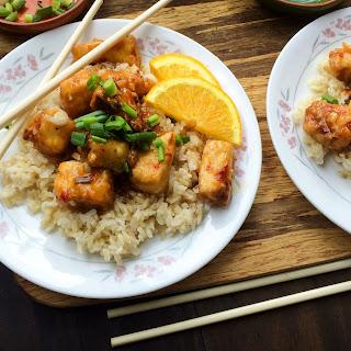 Crispy Orange Tofu Recipe