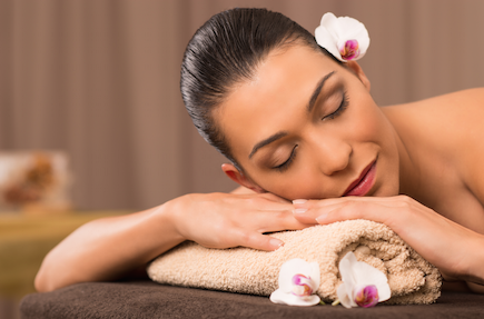Free Spa for web bookings