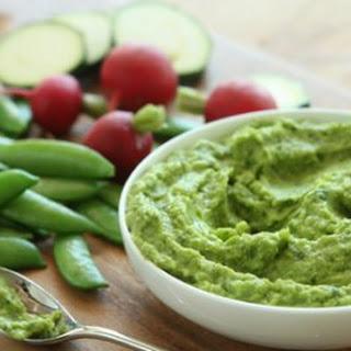 Green Pea Guacamole.