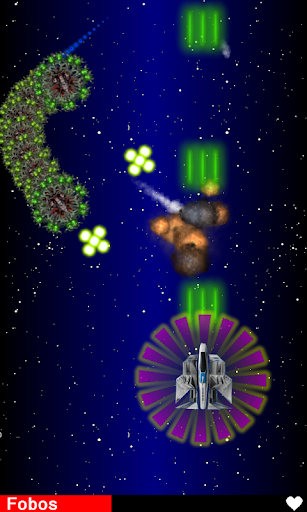 Spaceship Games - Alien Shooter  screenshots 23