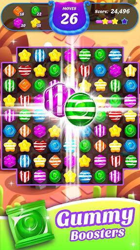 Gummy Candy Blast - Free Match 3 Puzzle Game 1.4.1 screenshots 2