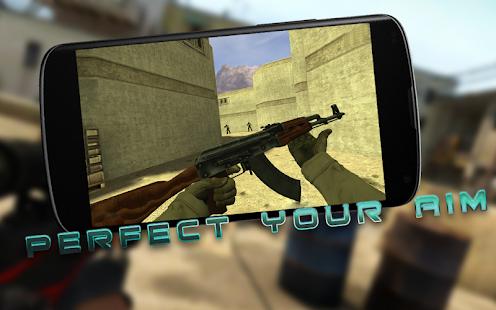 Sniper Commando Shooter Assassin Gun FPS Killer 3D - náhled