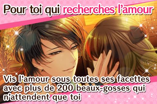 Code Triche Love stories & Otome Games L.O.G. APK Mod screenshots 1
