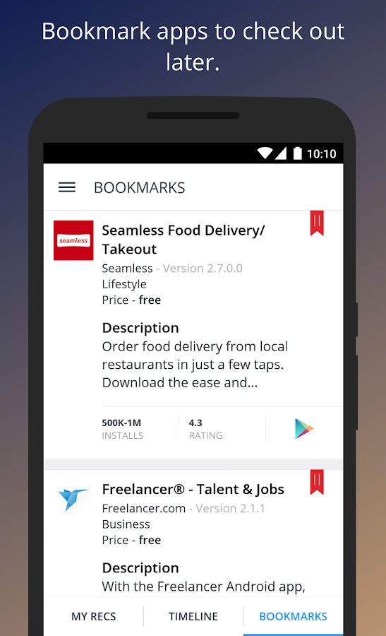 Appeer: App Discovery