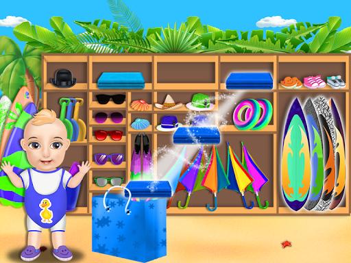 Crazy Summer Vacation - Beach Surfboard Activity 3.0 screenshots 4
