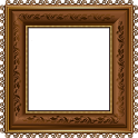 Wood wall photo Frames icon