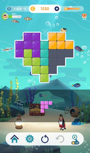 Puzzle Aquarium 31 screenshots 21