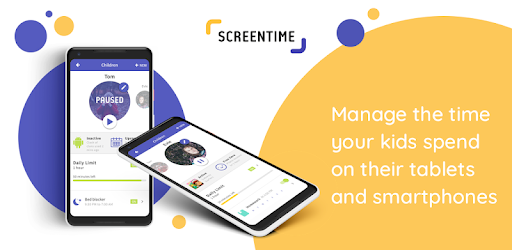 Parental Control - Screen Time & Location Tracker - Apps on