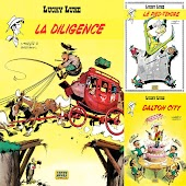 Lucky Luke - éditions Lucky Comics