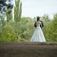Wedding photographer Dmitriy Verbickiy (viking23). Photo of 15.08.2013