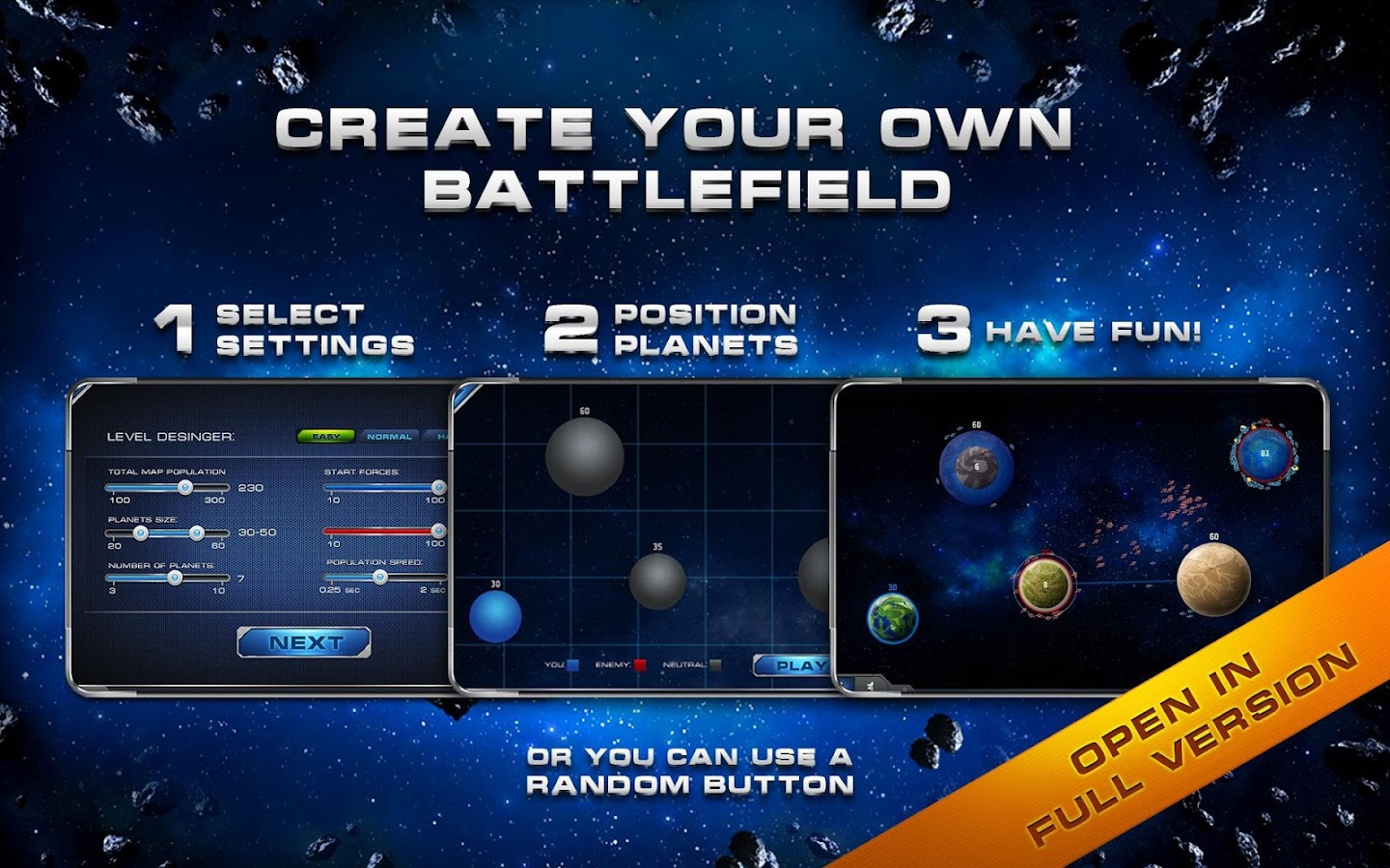 StarCloud Space Battle- screenshot