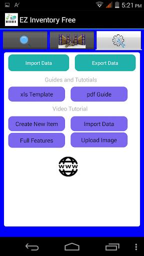 EZ Inventory Free 1.3 screenshots {n} 4