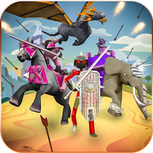 Ultimate Stickman Battle Simulator – War Game