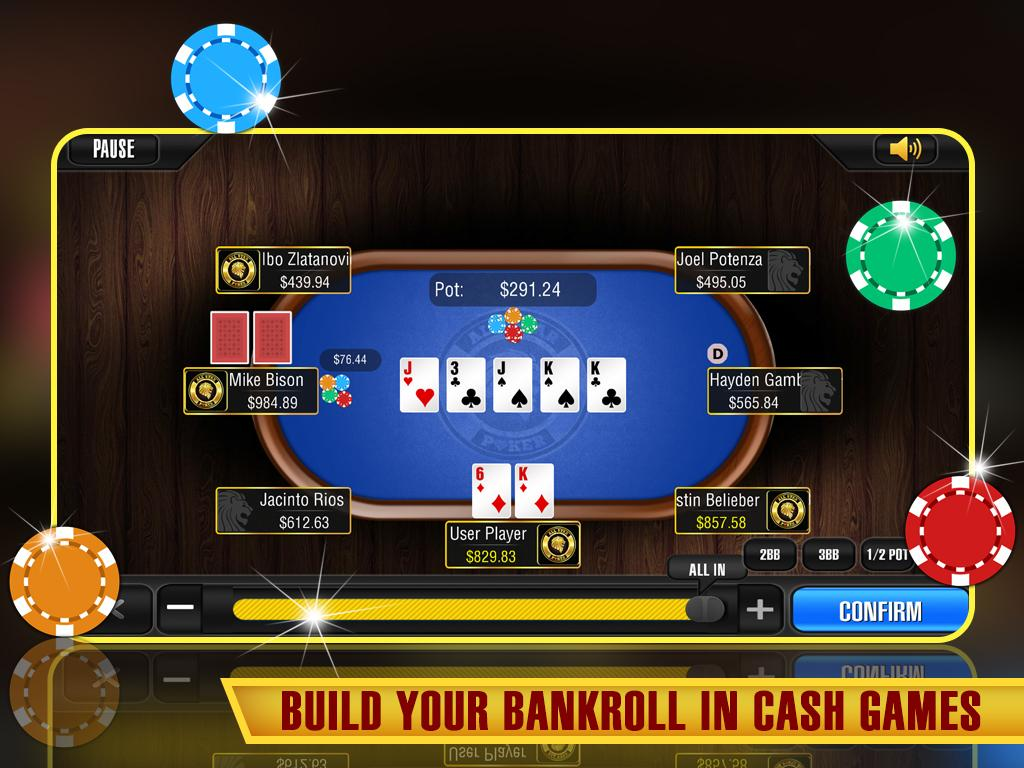 all star poker free