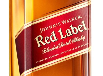 Logo for Johnnie Walker Red Label