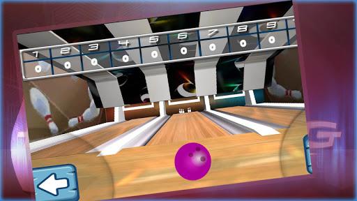 Ten pin bowling Real strike 3D