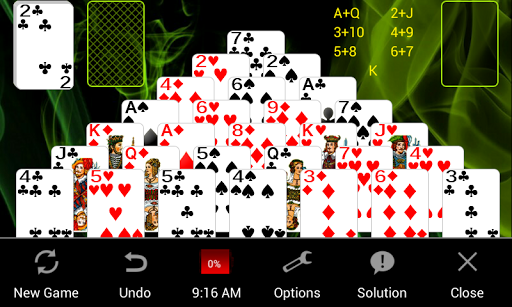 Pyramid Solitaire apkmind screenshots 5