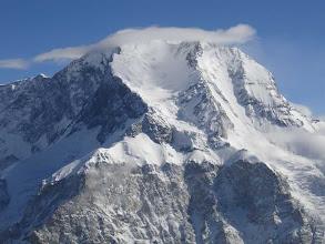 Photo: peak E. Korjenevskoi
