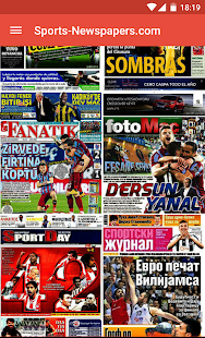 Sports Newspapers- screenshot thumbnail