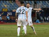 L'Argentine en finale de la Copa America, la réaction de Lionel Messi
