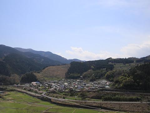 JRバス関東「グラン昼特急9号」 H677-14423 車窓 その1