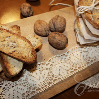 Cantucci Biscuits.