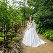 Wedding photographer Aleksandra Kashina (AleksandraKa). Photo of 07.10.2017