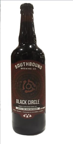 Logo of Southbound Black Circle