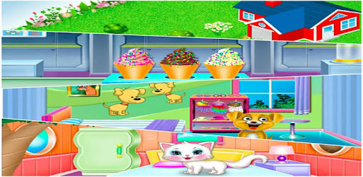 Приложения в Google Play – игра <b>уборка</b> дома и игра мороженого
