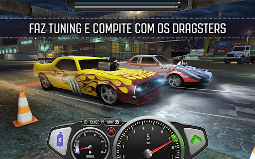 Top Speed Drag & Fast Racing apk