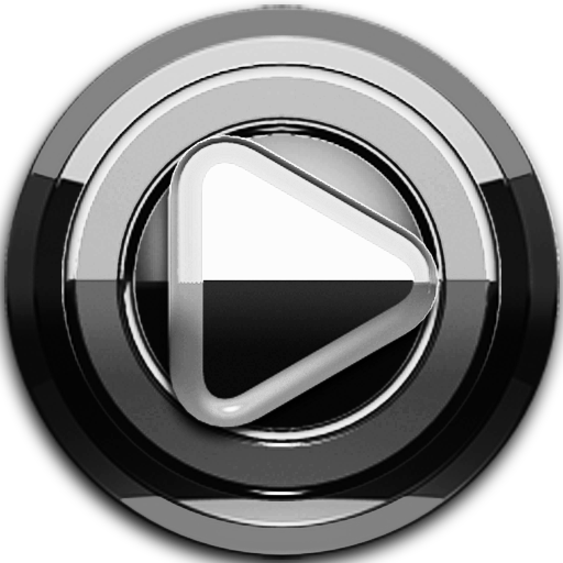 Poweramp skin Black Silver 3 10 (Paid) APK for Android
