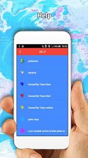 Poke finder - Live map- screenshot thumbnail