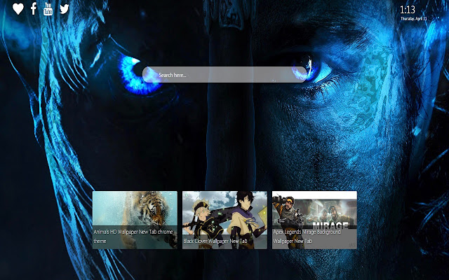 Game of Thrones Wallpaper New Tab