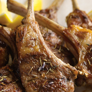 Grilled Lamb with Herbes de Provence