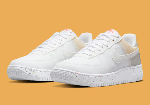 The Nike Air Force 1 Further Adopts The Move To Zero Mindset