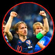 Croatia - World Cup Final in Russia 2018