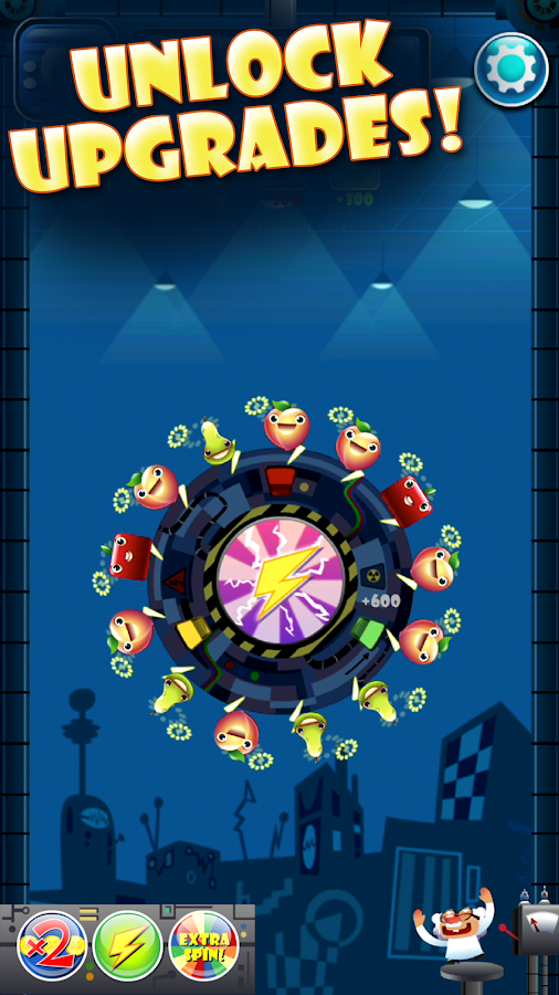 Fruit Fusion- screenshot