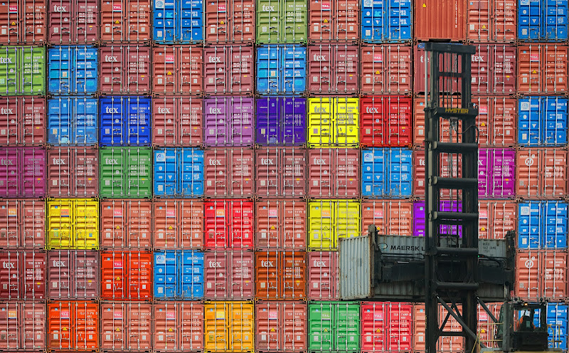 The Containers di ___________