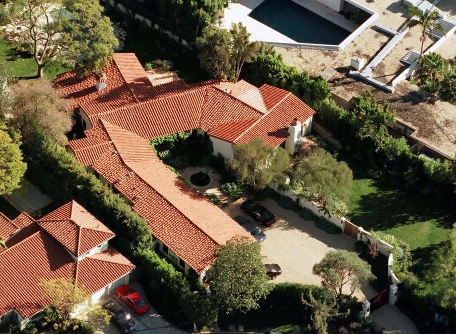Cote De Texas Nancy Meyers Comes Home Again