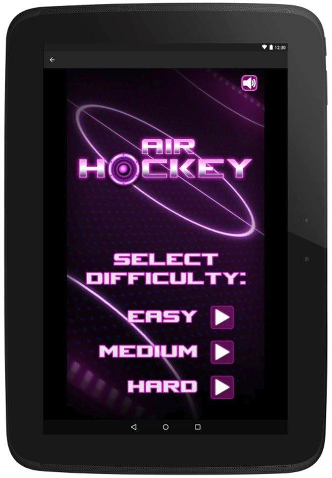 Air Hockey -Fast Paced Table-Sport Simulation Game Android 10