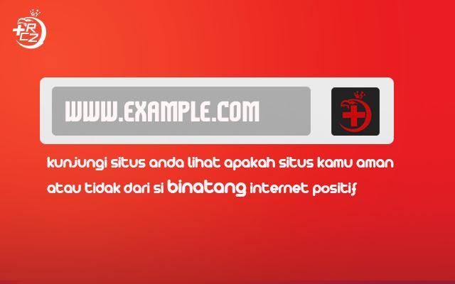 Cek Internet Positif Ext By Cr2keras