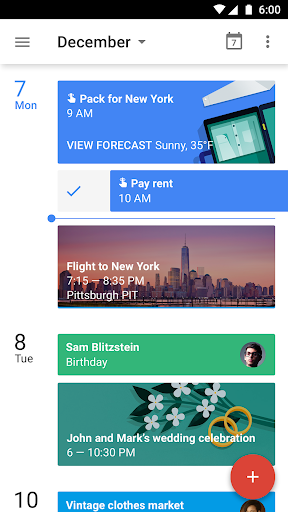 The best calendar App for iPhone - The Sweet Setup