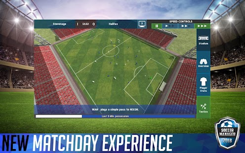Soccer Manager 2018 (Unreleased)- screenshot thumbnail