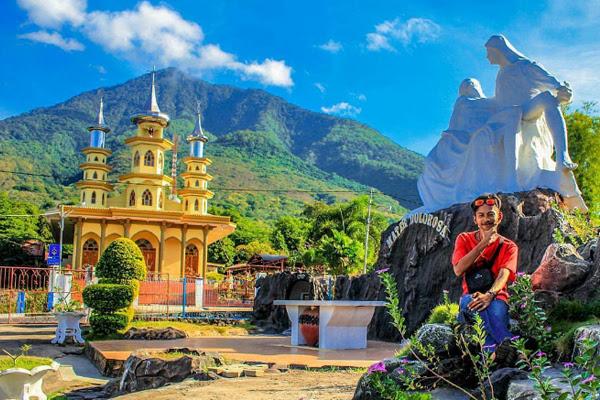 Kota Larantuka Flores