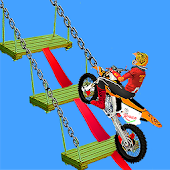 Bike Stunts : Crazy Drivers 3D