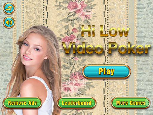 Vegas Hilo Poker - Casino Game