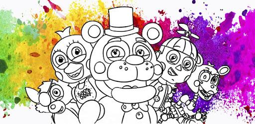 Descargar Five Nights Freddy Coloring Book Para Pc Gratis